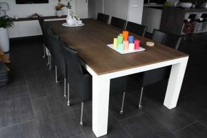 Maatwerk tafels